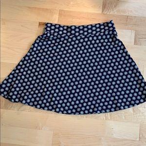 Loft Petite pull on skirt Sz MP